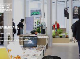 CoHabitar Entre- , coordinación colectiva del Centro de Arte de Barcelona