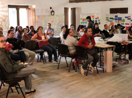 Campamento Pedagógico en Quirama, Medellín (Octubre, 2012)