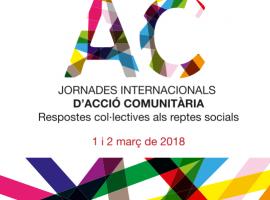 Sobre equidades, democracias y políticas culturales.  Jornadas internacionales Acción Comunitaria 2-3 marzo