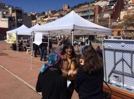 Novedades Interfícies:Desarrollo de los dos procesos de en  barrios.