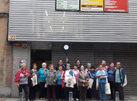 Rutas saludales: Cierre Interficies Roquetas con retorno comunitario