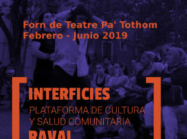Estigmas – identidades de Barrio. Interfícies Raval 2019