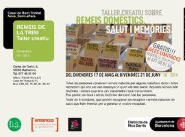 Remedios de la Trini: proceso de trabajo sobre remedios domésticos y memorias comunitarias